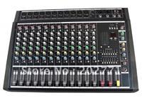DJ mixer amplifier