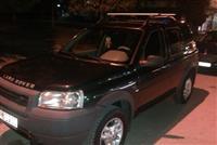 Land Rover - Freelander td4