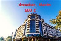 Namješten dvosoban za 600 € preko Morače Maxim