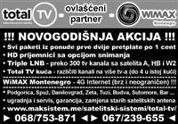 Total TV - Novogodišnja akcija !!!