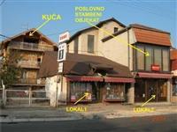 Stambeno poslovni prostor u Krusevac