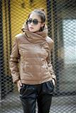 Zenska jakna interesantnog kroja
