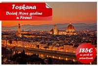 Doček nove godine u Firenci