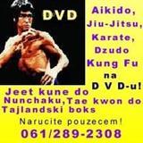 PRAKTICNI KURSEVI BORILACKIH VESTINA na DVDu