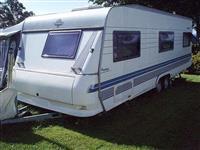 karavan Brand Hobbi 650 UMFe