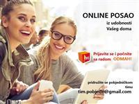 INTERNET POSAO stalna ili dodatna zarada