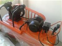 PVC masine i PVC profili