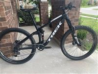 2017 Trek Remedy 8 Size M