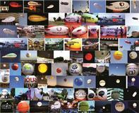 Cepelini velike lopte reklama sa svetlom baloni