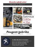 Radite u fabrici Peugeot Slovacka