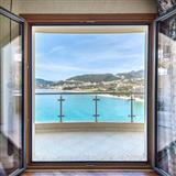 Dvosoban stan sa pogledom na more Rafailovici