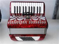 Harmonika Weltmeister - Caprice