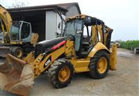 CAT 428E - 2007