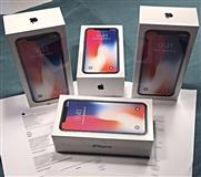 Apple iPhone X 256GB White Space Gray UNLOCKED