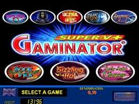 Super V+ gaminator