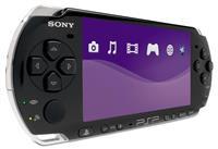 PSP 3000 + 3 IGRICE