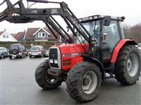 Massey Ferguson traktori 615-350 Professional