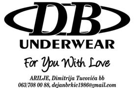 """""""DB Underwear"""" Arilje"""