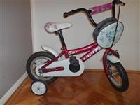 Korišćeni djeciji bike Capriolo