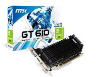 MSI GT610 2GB