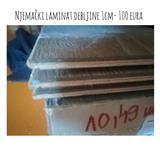 Prodajem  njemacki laminat. 10.49m2