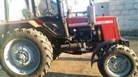 Dva traktora Belarus