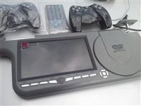 DVD MP3 USB Micro sd AUX Rikverc kamera