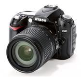 Nikon d90 sa objektivom 18-105
