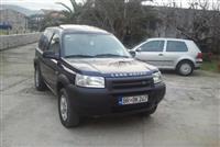 Land Rover - Freelander d