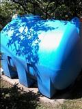 Polovna cisterna za vodu 3000 lit