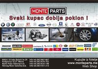 Monte Parts Podgorica
