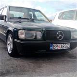 Mercedes 190 2.0 benzin plin