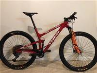 2017 Trek Top Fuel 9.9 RSL Full Suspension Mountai