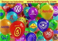 Stampa na balonima, stampanje balona