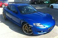 Mazda - RX-8 Revolution