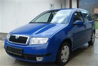 Škoda - Fabia comfort 16v
