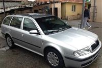 Škoda - Octavia TDI Variant