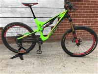 Scott Genius 700 tuned 2016 Full suspension carbon
