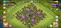 Prodajem Clash of Clans nalog th9/bh6