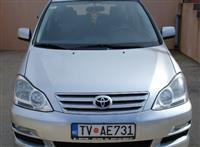 Toyota - Avensis Verso D4D