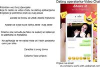 Dating operaterka-Video chat