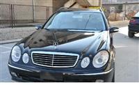 Mercedes Benz E 220 CDI