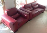 Lux dvosjed + fotelija