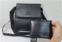 muska torbica ARMANI i novcanik