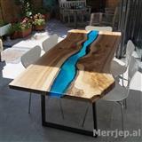 Epoksidne smole za stolove