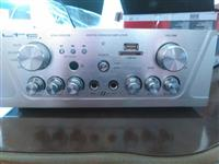 LTC Audio Hyundai Digital Karaoke Amplifer 2 X 50