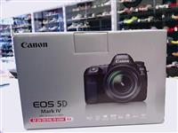Canon EOS-5D Mark IV DSLR Camera Kit with Canon EF