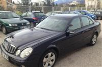 Mercedes Benz - E 200 cdi