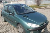 Peugeot - 206 1,1benz