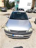 Prosajem Opel Corsa C 1.7 dti 2001 godiste